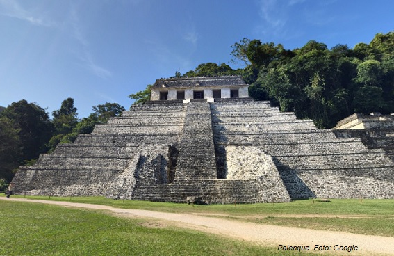 Las 7 Zonas Arqueológicas más Bellas de México