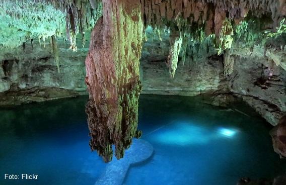 Los 8 Cenotes Más Bellos de México 🥇