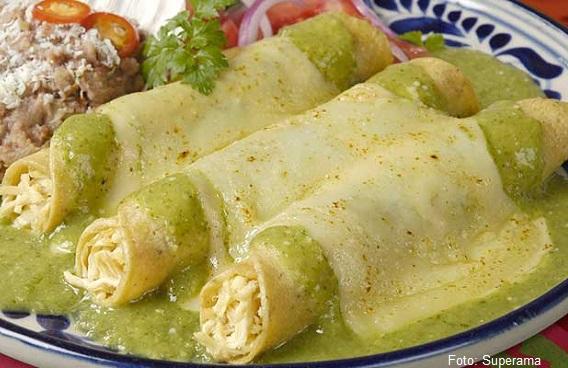 Las 7 Enchiladas Mexicanas que Debes Probar