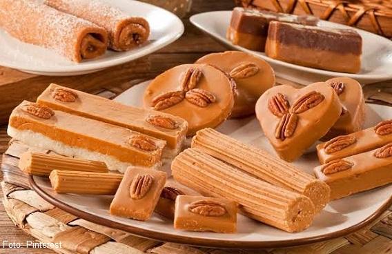 Receta del Dulce Típico y Tradicional Mexicano Jamoncillo