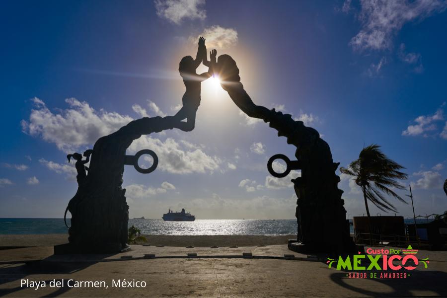▷10 lugares que visitar en Playa del Carmen