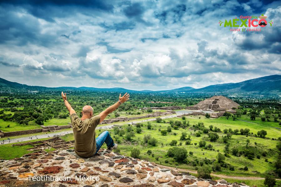 ▷Un viaje increíble a Teotihuacán
