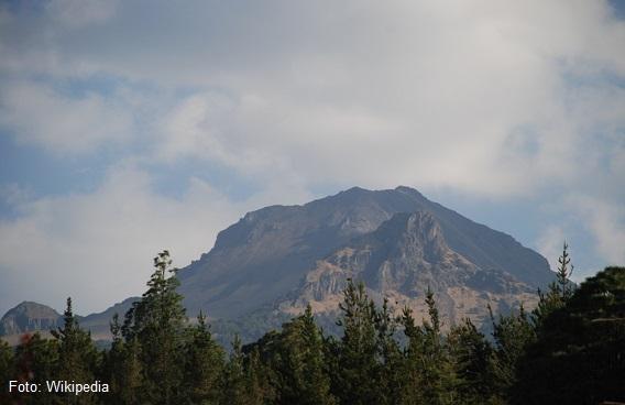 Volcán La Malinche: la Cumbre Extraña