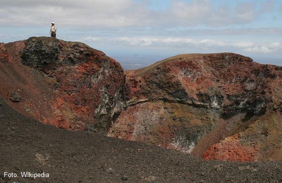 Volcán Sierra Negra: El Mirador de Volcanes