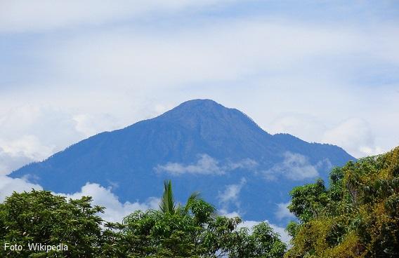 Volcán Tacaná: El Volcán de los Cien Ecosistema